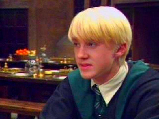 « Poli, Potter, sinon je serai obligé de te donner une retenue » ☀
