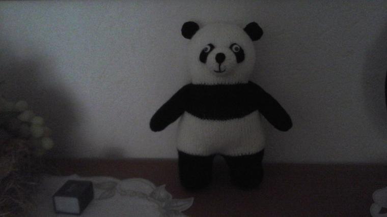 panda tricot