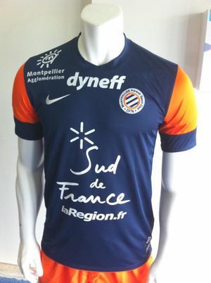 Nouveaux maillots pour la saison 2012 / 2013 !