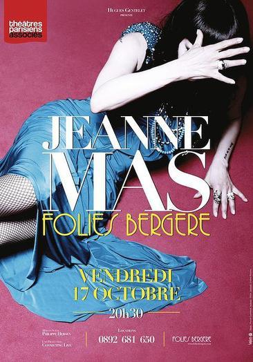 """INTERVIEW de JEANNE MAS  dans """" Nos tendres années""""  -  """"Je ne suis pas qu'une étoile filante"""""""