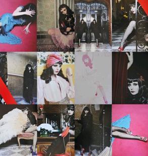 Pour les absents des Folies... - Le programme dédicacé  + le CD single en vente !