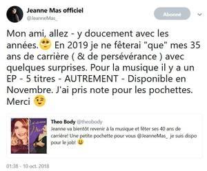 News WEB - Vu sur jeannemas.com Lu sur twitter