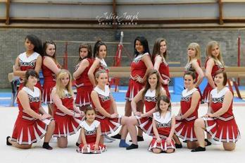 Cheer Vikings