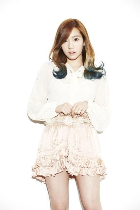 Tae Yeon des SNSD
