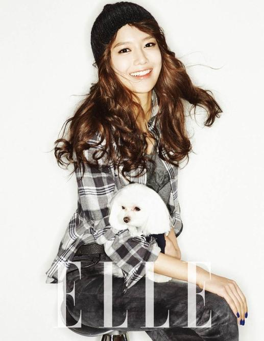 Sooyoung des SNSD