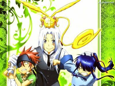 \o Image en vrac : Allen, Lavi et Kanda o/