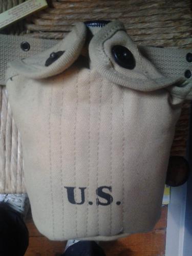 Gourde U.S Complet