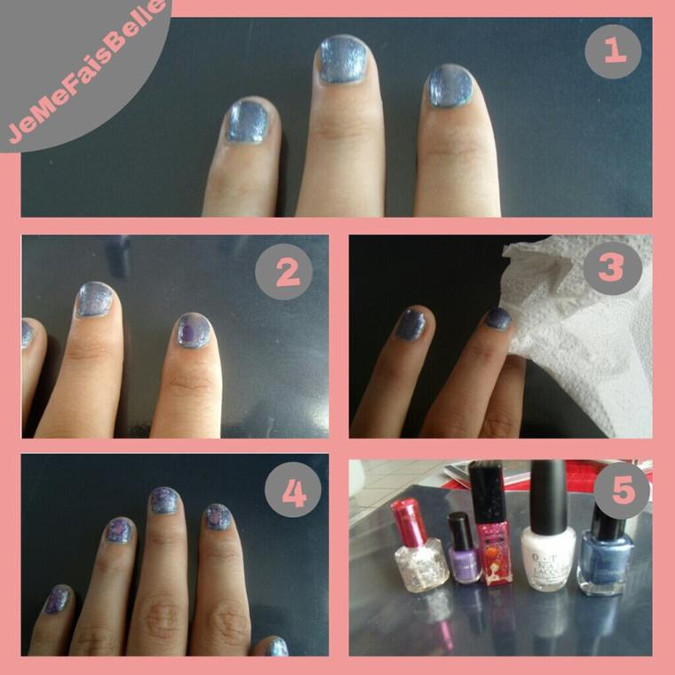 Nail-Art Galaxy