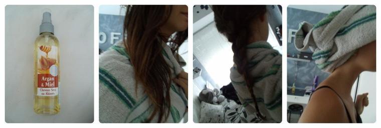 Nourrir ses cheveux