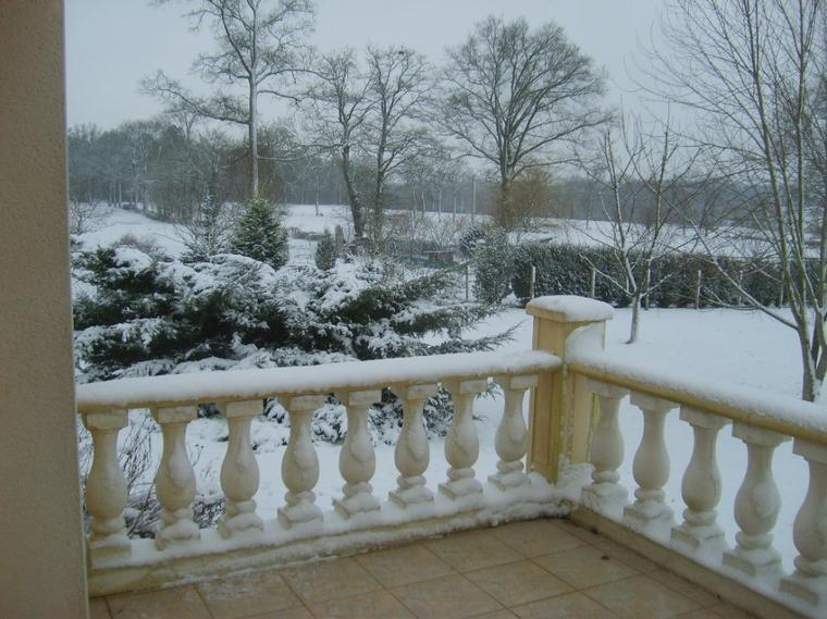 Il neige encore une fois