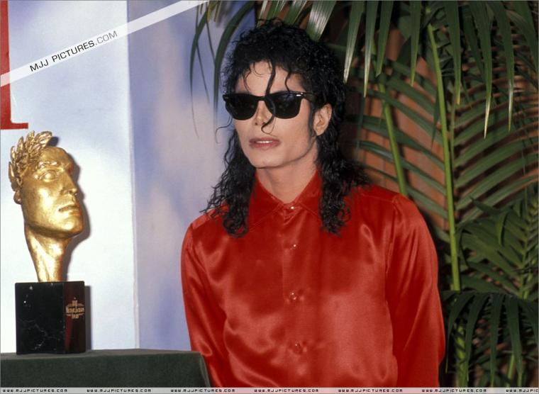 BMI Michael Jackson Award