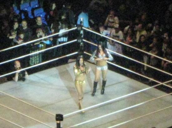 Superstars & divas