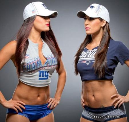 The Bellas Twins new photoshoot