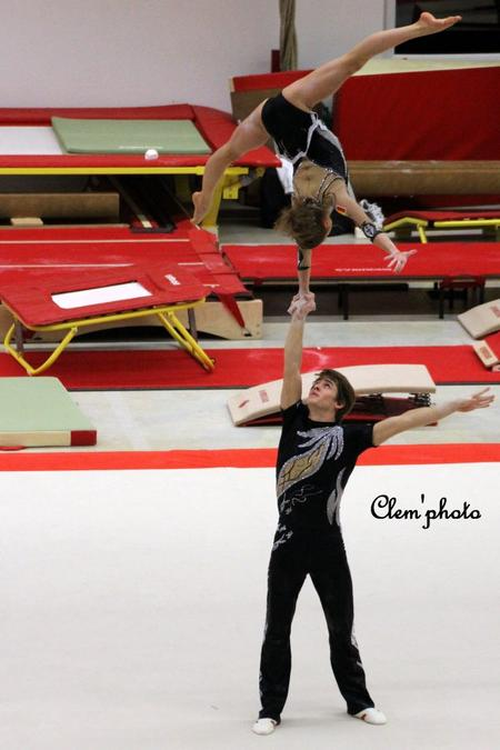 Article 48 : Gymnastique artistique féminine