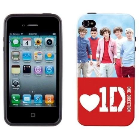 """Coque I phone 4 & 4S  """" One Direction """" ♥."""