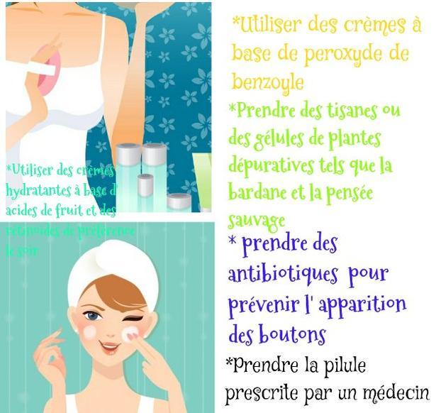 VAINCRE L' ACNÉ HORMONALE (2)