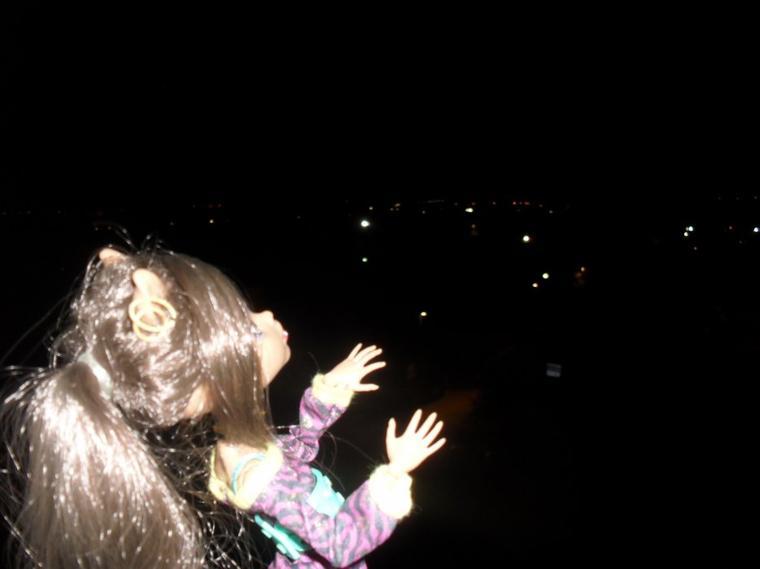 La pleine lune a influencer Clawdeen :o ♥
