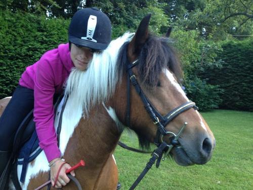 2 ans ensemble mon poney ♥