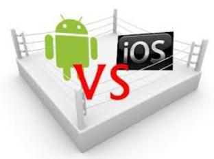 What is missing in IOS that Android already having