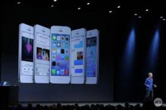 Is Apple iOS7 can be a big bang in mobile market
