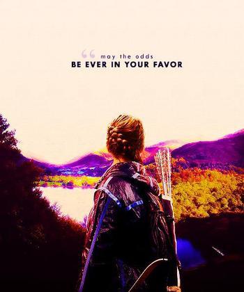 Citations Hunger Games : L'embrasement