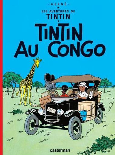 Tintin au Congo - Hergé