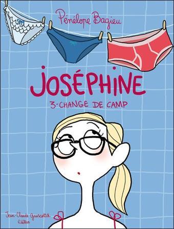 Série Joséphine de Pénélope Bagieu