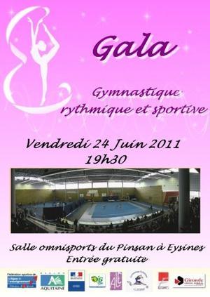 Gala - Eysines 2011