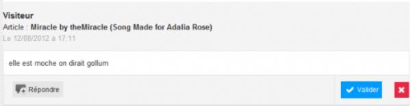 Aidons Adalia Rose!