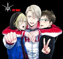YURI !!! ON ICE ♥