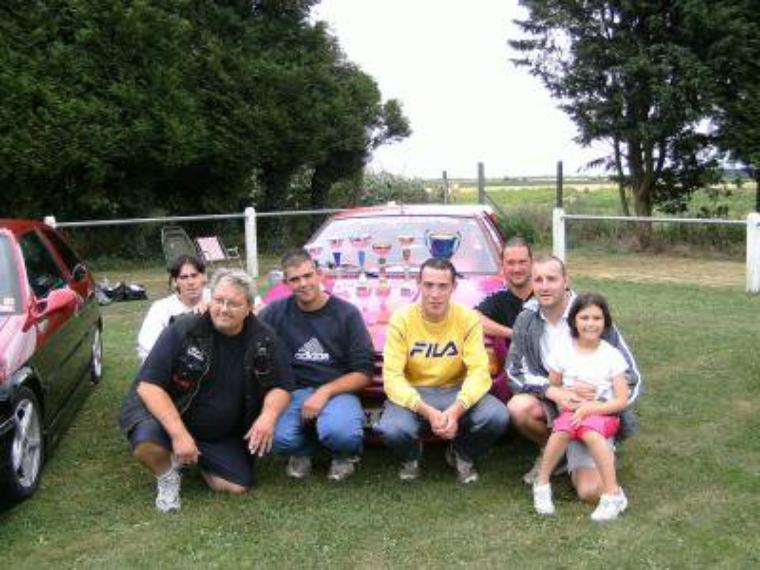 ANCIENNE PHOTO DE LA FUEGO 6 TROPHEES CE WEEKEND
