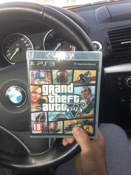 Si t'as pas GTA 5 T'as Walouuuu !