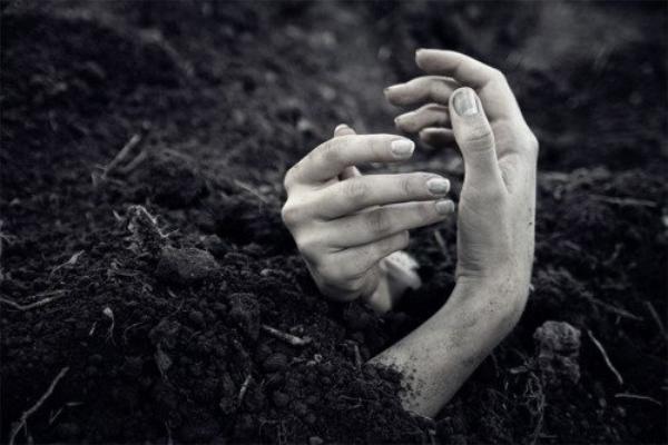 ___________   «Et puis, les deux joignirent leurs squelettes, Crispèrent leur étreinte en ne faisant plus qu'un Et moururent ensemble au bord du fossé brun.»   Maurice Rollinat  ___________
