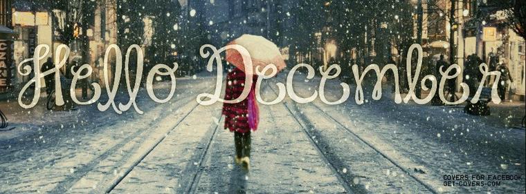 Je suis née le mois le plus froid de l'année. Mais aussi le plus magique.