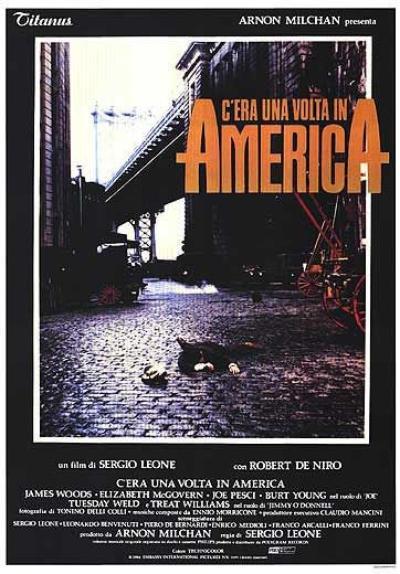 Il Était une fois en Amérique