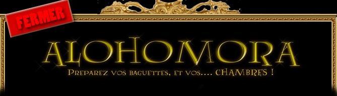 Alohomora (FERMER) - VOTES FERMES A