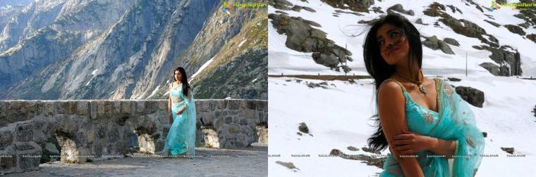 Shriya in Rowthiram / Roudram