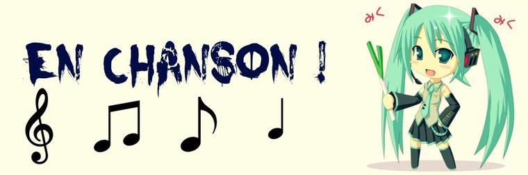 En chanson !