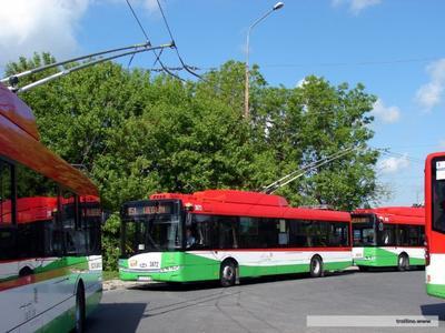 Commande de 20 Trollino pour Lublin (Pologne)