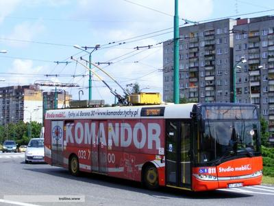 Commande de 15 Trolleybus pour Tychy (Pologne)