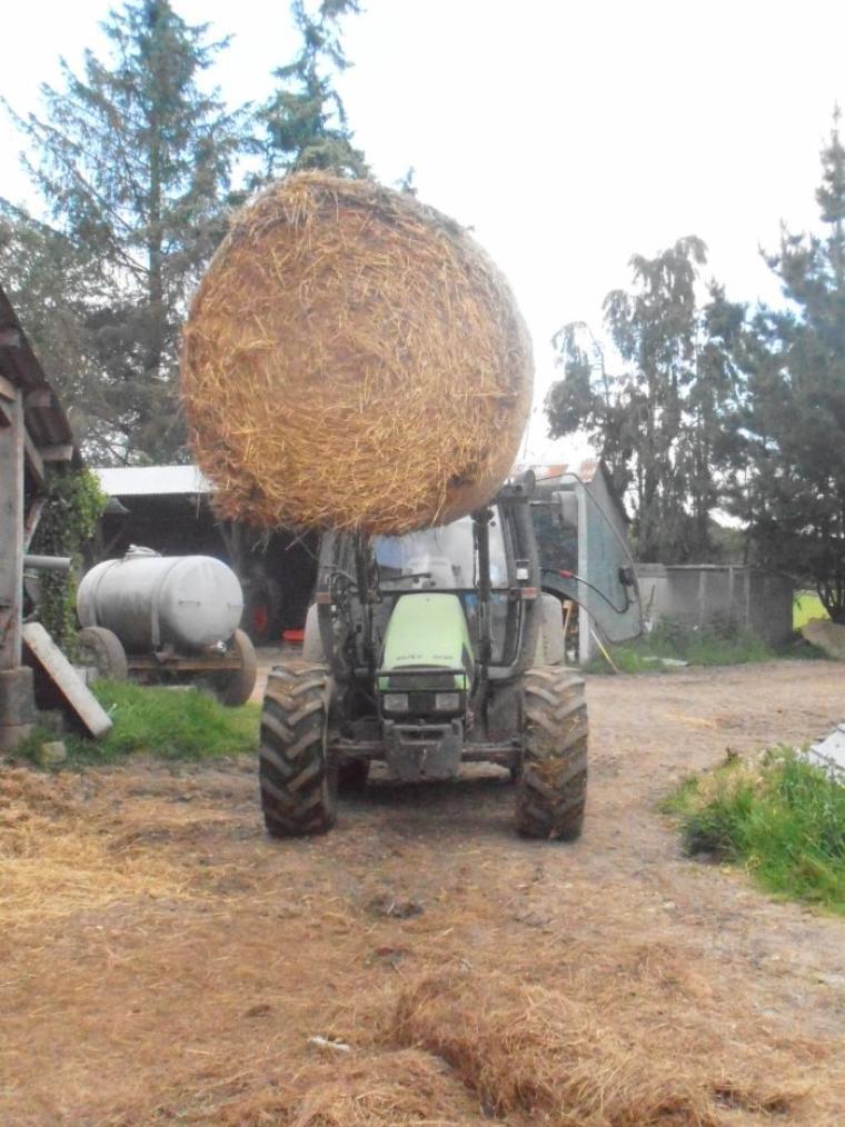 Deutz Agrotron 85mk3