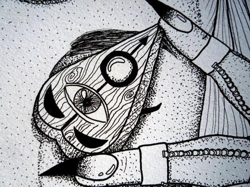 Dessin 30: Ouija