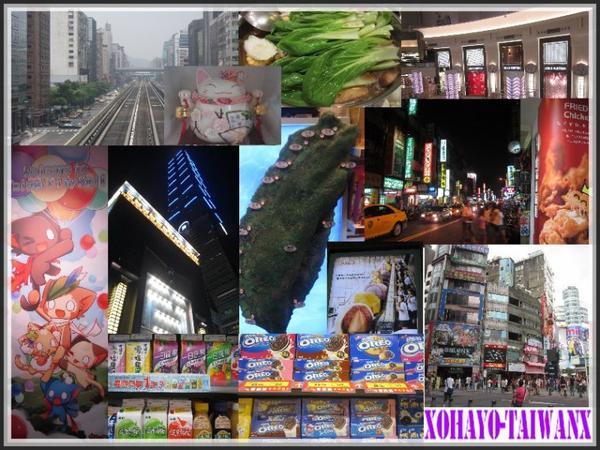 Taiwan Trip 2012 ~ Preview \( *¯∇¯)ノ !