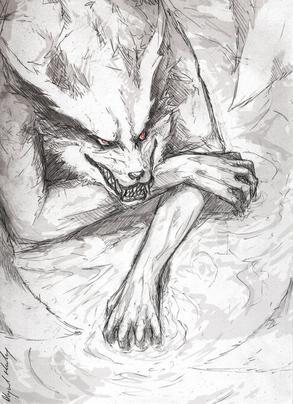 Kurama sketch