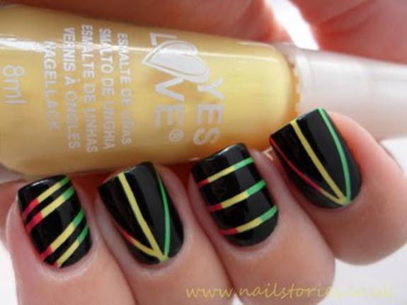 Nail Art Simple (3).