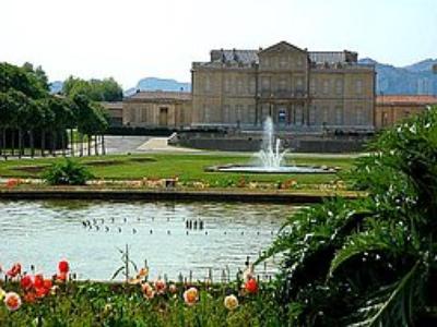 Le Parc Borély s'étend sur 17 hectares