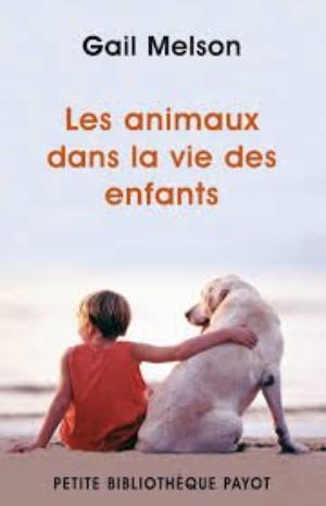 Les animaux dans la vie des enfants