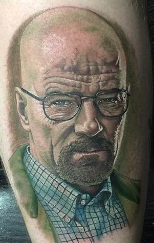 Tattoo de Heisenberg
