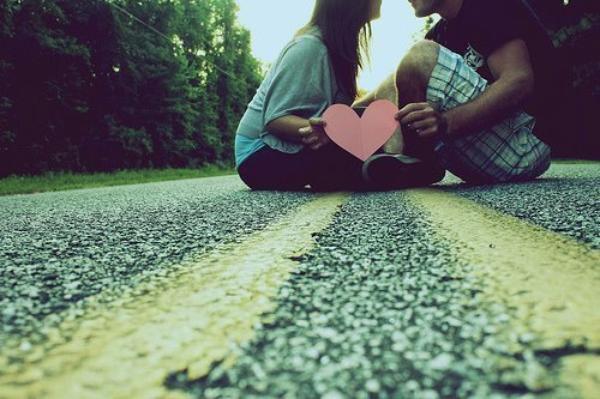 Tomber amoureux, tout est dans le premier mot.
