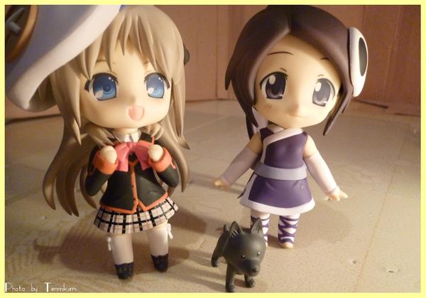 Mii-chan & Kari